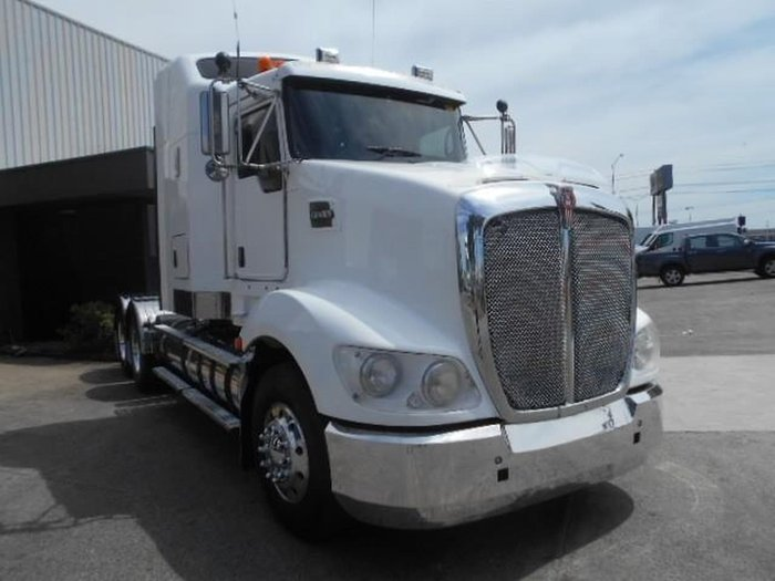 2011 KENWORTH T609 FUEL HAUL KIT null null WHITE