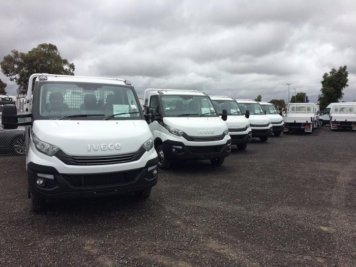 2019 IVECO DAILY 45C17 45C17A8 null null WHITE