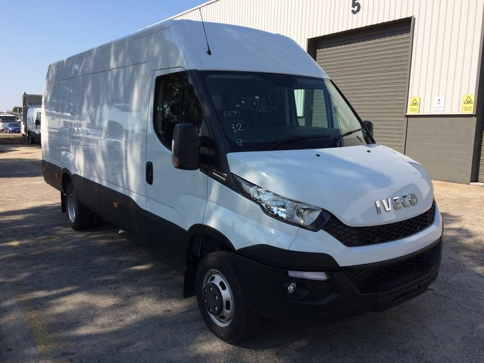 2018 IVECO DAILY 50C 17/18 50C17A8V-16 null null WHITE