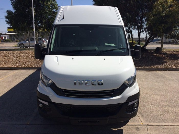 2019 IVECO DAILY 35S13 16M3 null null WHITE