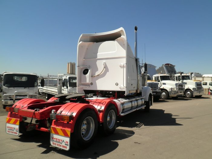 2013 WESTERN STAR 4964 FXT null null null