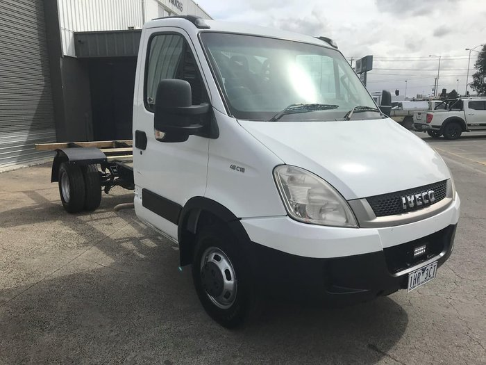 2010 IVECO DAILY 45C18 null null null