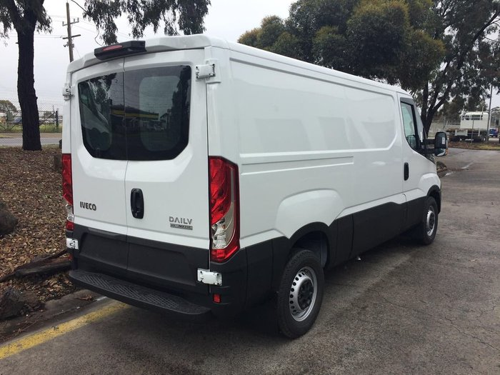 2019 IVECO DAILY 35S13A8V-9 null null WHITE