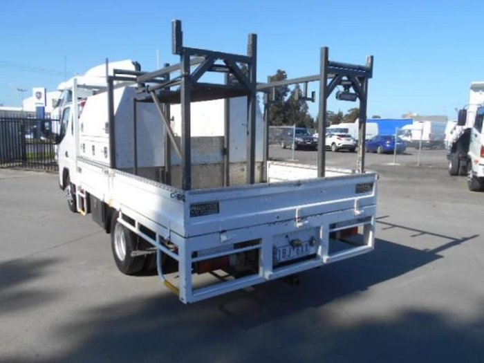 2013 FUSO CANTER 515 NARROW 2013 FUSO 515 CREW CANTER null null WHITE