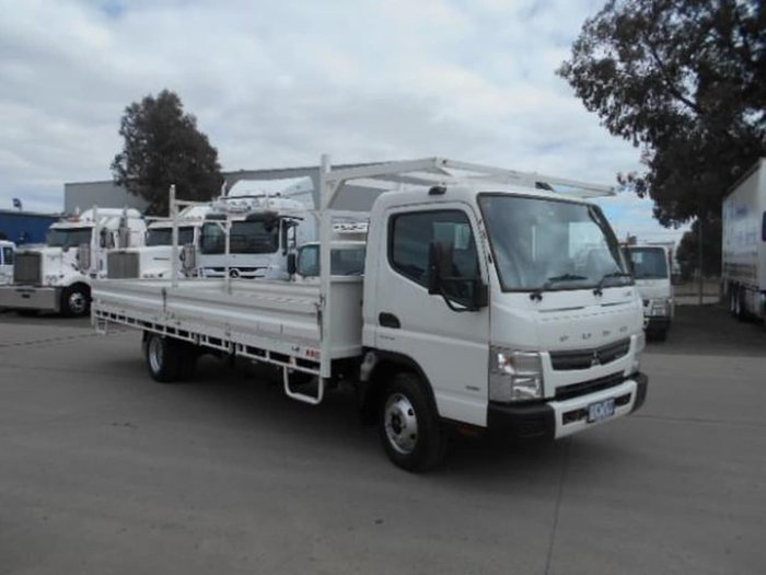 2015 FUSO CANTER 918 2015 FUSO CANTER 918 TRAY null null WHITE
