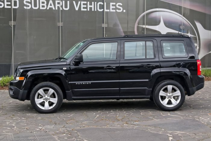 2015 Jeep Patriot Sport MK MY15 Black