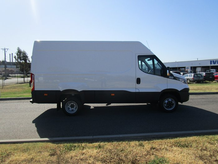 2017 Iveco Daily 50C 17/18 WHITE