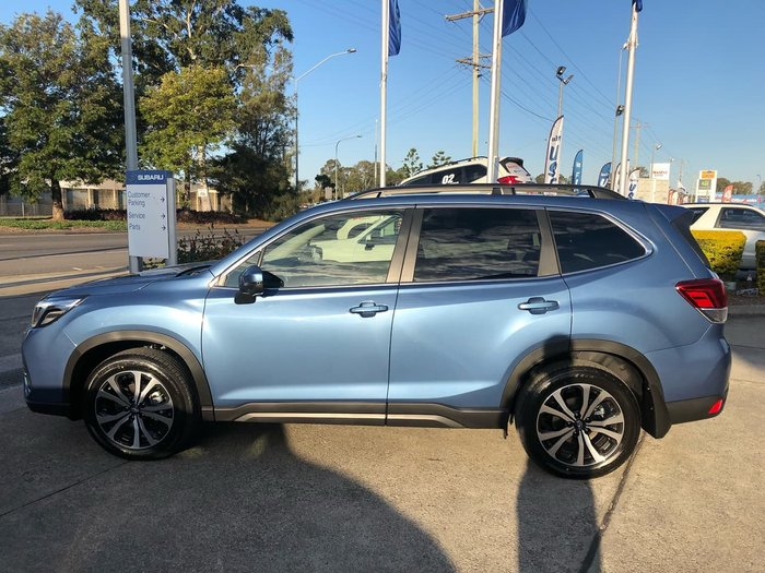 2019 Subaru Forester 2.5i Premium S5 MY19 Four Wheel Drive Blue