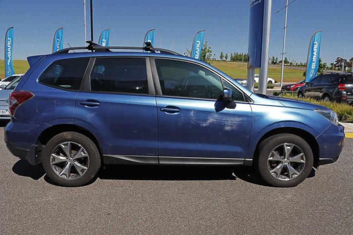 2014 Subaru Forester 2.5i Luxury S4 MY14 Four Wheel Drive Blue