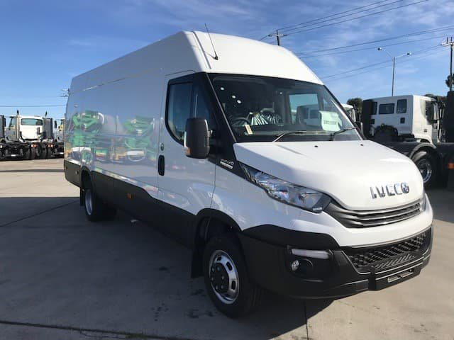 2019 Iveco Daily 50C17 null White