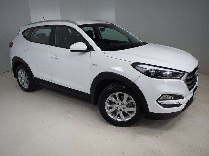 2018 Hyundai Tucson Active TL2 MY18 White