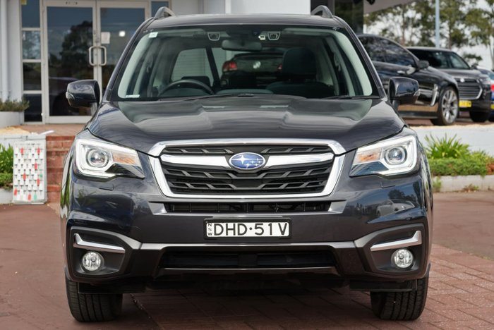 2016 Subaru Forester 2.5i-L S4 MY16 Four Wheel Drive Grey