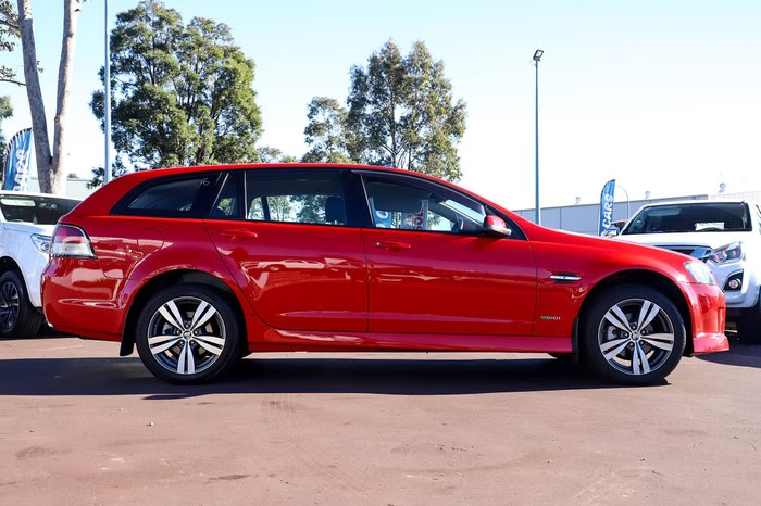 2010 Holden Commodore SV6 VE Series II Red