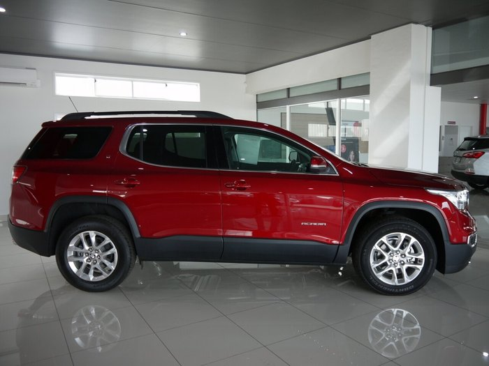 2019 HOLDEN ACADIA LT 2WD AC MY19 Glory Red