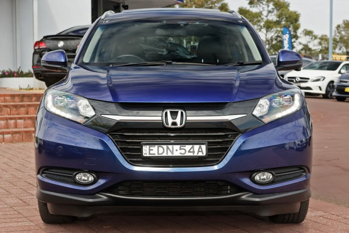 2015 Honda HR-V VTi-L MY15 Blue