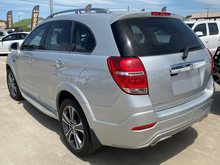2015 Holden Captiva