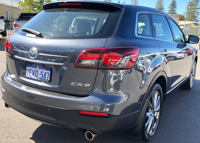2015 Mazda CX-9 Luxury TB Series 5 Grey