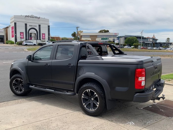 2018 Holden Special Vehicles Colorado SportsCat+ RG MY19 4X4 Dual Range Red