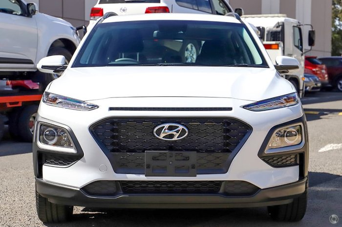 2019 Hyundai Kona Active OS.3 MY20 White