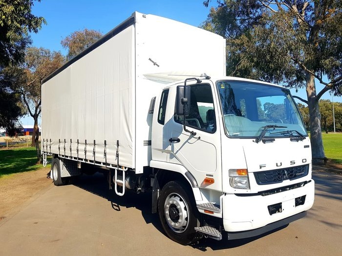 2019 FUSO FIGHTER 1627 AIR MAN. TAUTLINER INCREDIBLY FROM $440P/W*+ORC null null null