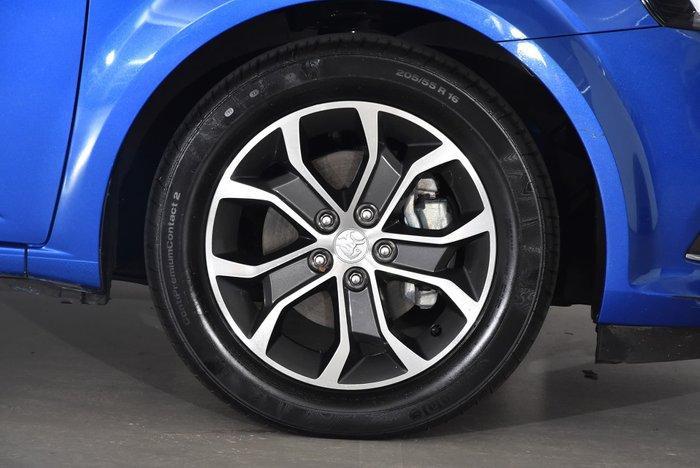 2017 Holden Barina LS TM MY17 Blue