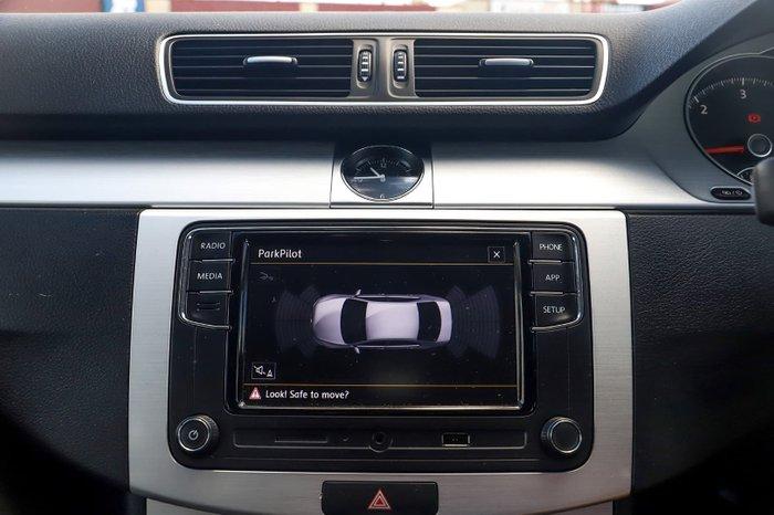 2013 Volkswagen Passat Alltrack Type 3C MY14 Four Wheel Drive Silver