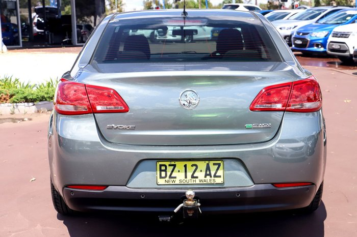 2014 Holden Commodore Evoke VF MY14 Grey