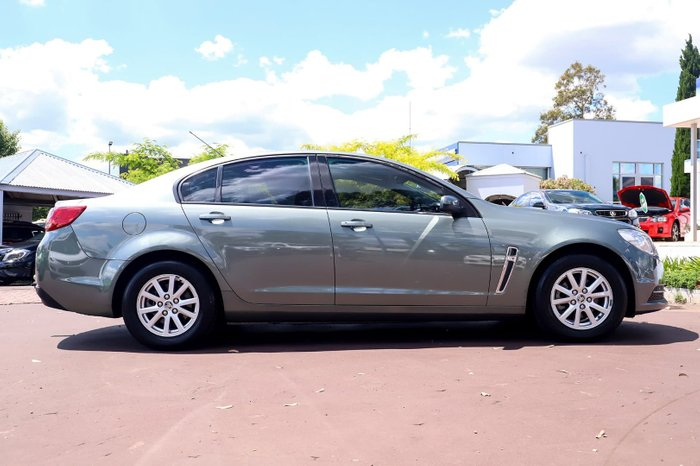 2014 Holden Commodore Evoke VF MY14 Grey