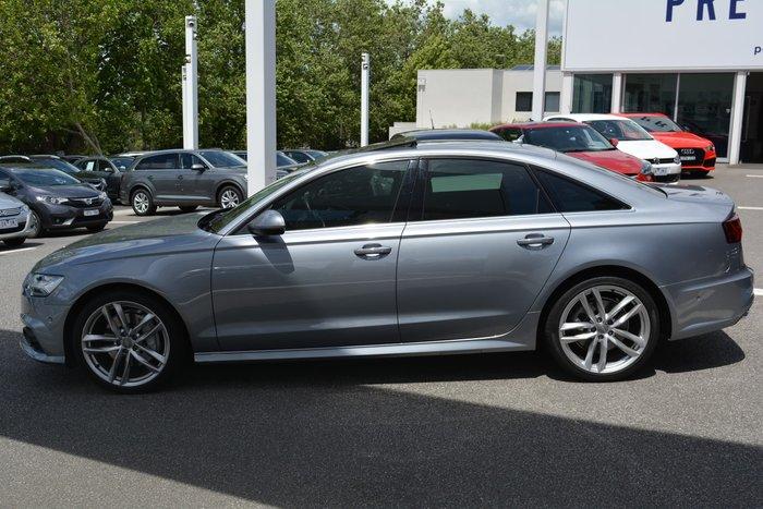 2017 Audi A6 C7 MY17 Four Wheel Drive Grey