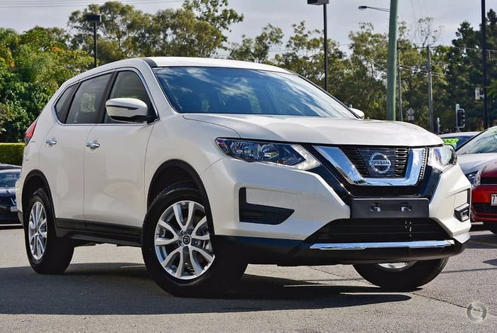 2019 Nissan X-TRAIL ST T32 Series II White