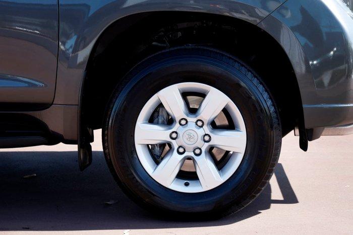 2014 Toyota Landcruiser Prado GXL KDJ150R MY14 4X4 Dual Range Grey