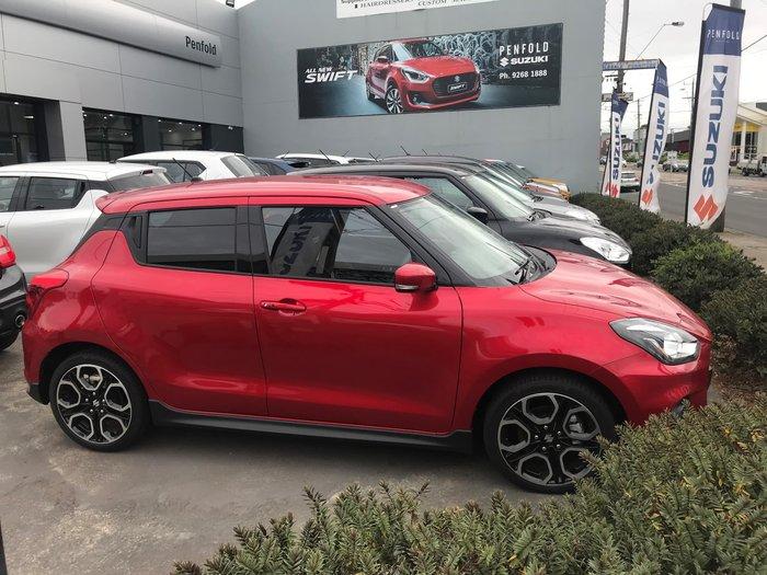2019 Suzuki Swift Sport AZ Red