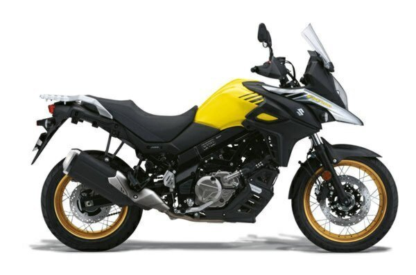 2018 Suzuki V-STROM 650XT Learner Approved