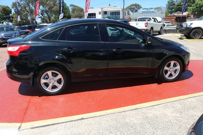 2012 Ford Focus Ambiente LW MKII Black