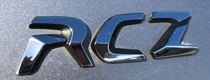 2011 Peugeot RCZ Grey