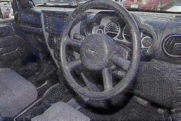 2008 Jeep Wrangler Unlimited Rubicon JK 4X4 BLUE