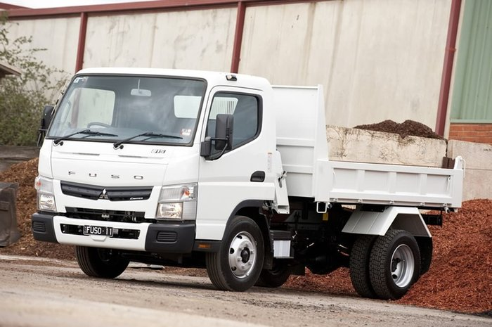 2019 FUSO CANTER 815 MAN 4.3T TIPPER INCREDIBLY FROM $178P/W*+ORC null null null