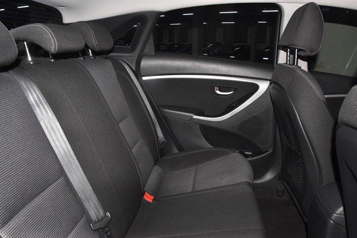 2015 Hyundai i30 Active GD3 Series II MY16 Silver