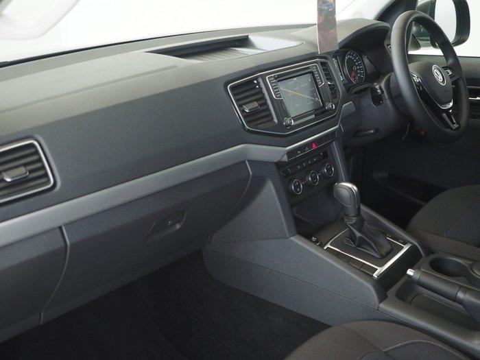 2019 Volkswagen Amarok TDI550 Highline 2H MY19 4X4 Constant Grey