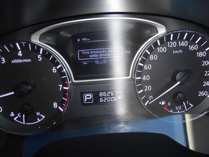 2014 Nissan Pathfinder ST R52 MY14 Silver