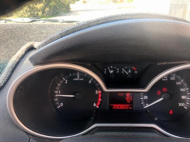2012 Mazda BT-50 Mazda BT-50 UTILITY XTR 4X4 Cool White