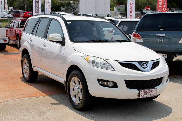 2011 GREAT WALL X240