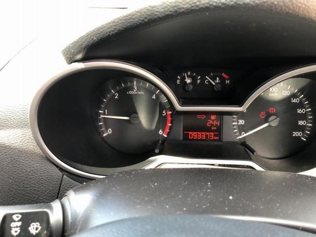 2013 Mazda BT-50 Mazda BT-50 3.2L XT 4X4 Cool White