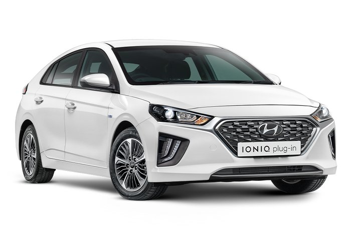 2019 Hyundai IONIQ plug-in Elite AE.2 MY19 White