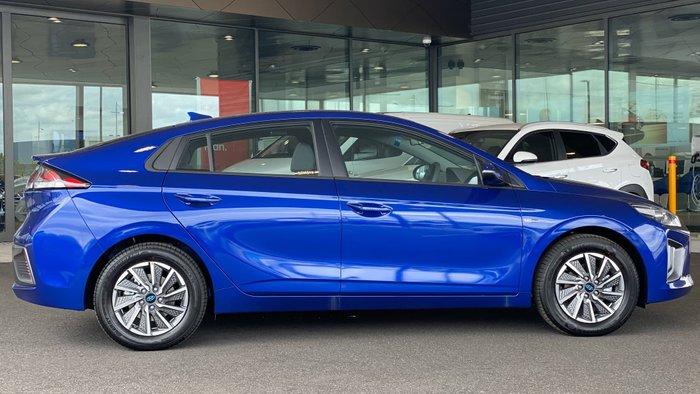 2019 Hyundai IONIQ electric Elite AE.3 MY20 Blue