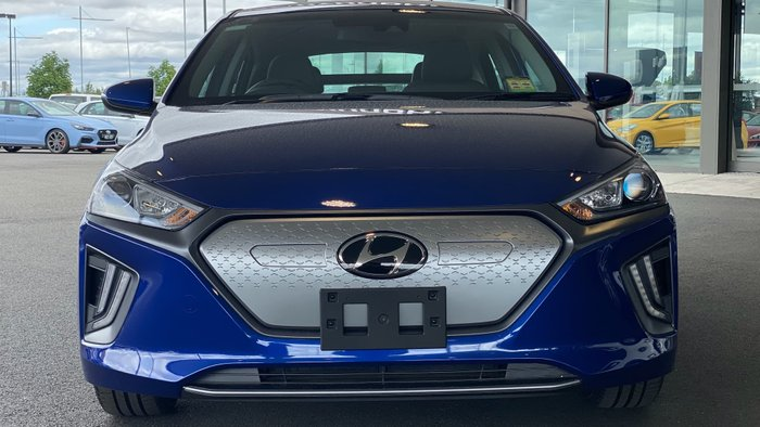 2019 Hyundai IONIQ electric Elite AE.3 MY20 Blue
