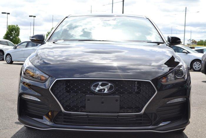 2019 Hyundai i30 N Line PD.3 MY20 Black