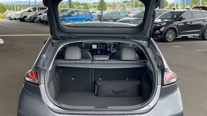 2019 Hyundai IONIQ electric Premium AE.3 MY20 Grey