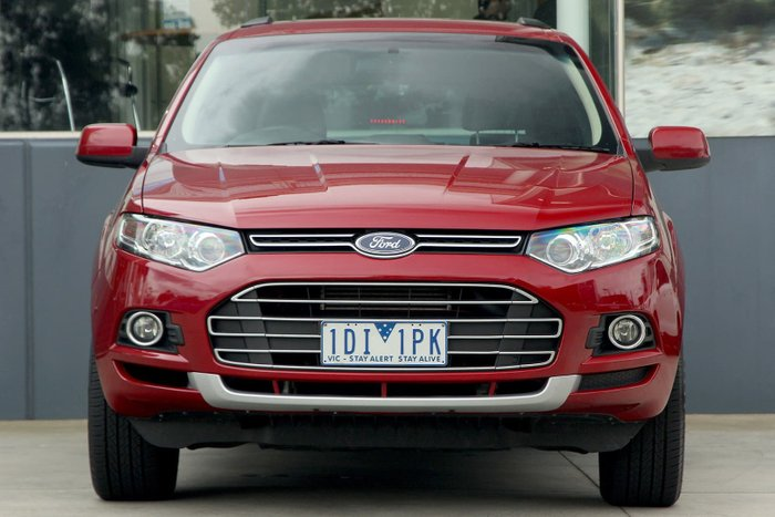 2014 Ford Territory TS SZ Red