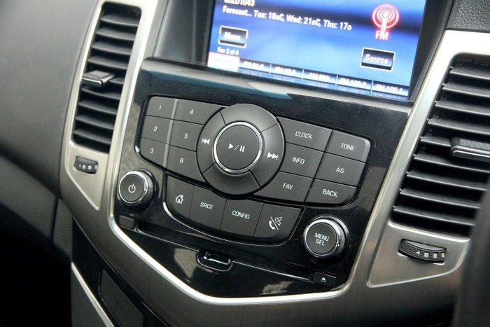 2014 Holden Cruze CD JH Series II MY14 Red
